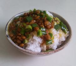納豆に芽ネギ.JPG